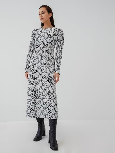Платье из 100% вискозы - фото 5