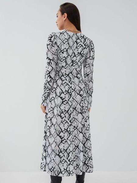 Платье из 100% вискозы - фото 6