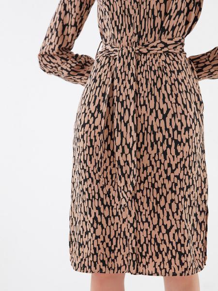 Платье с карманами по груди - фото 3