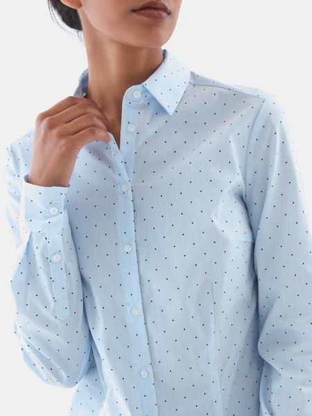 Рубашка из хлопка - фото 2