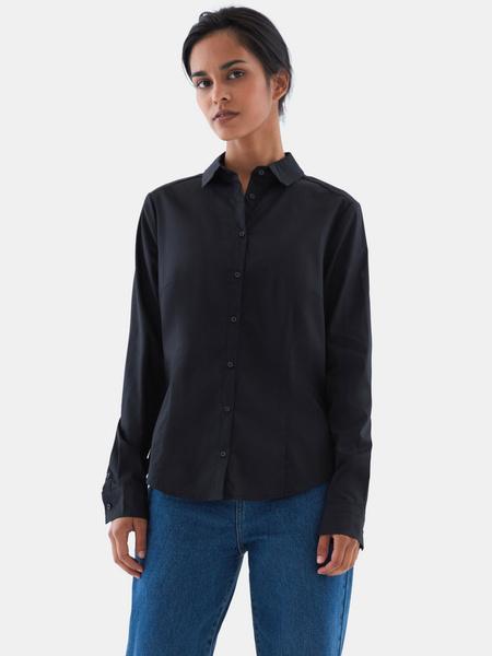 Блузка классическая - фото 2