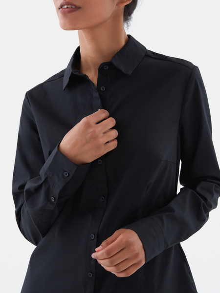 Блузка классическая - фото 3