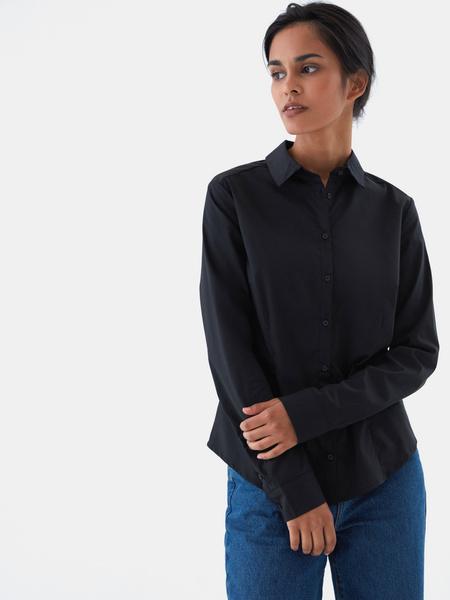 Блузка классическая - фото 4