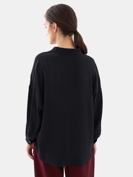 Блузка с рукавами-фонариками - фото 6