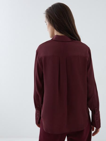 Блузка с широкой манжетой - фото 5