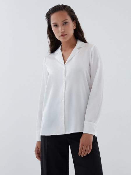 Блузка с длинным рукавом - фото 2