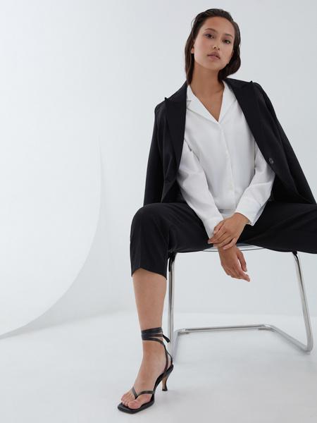 Блузка с длинным рукавом - фото 8