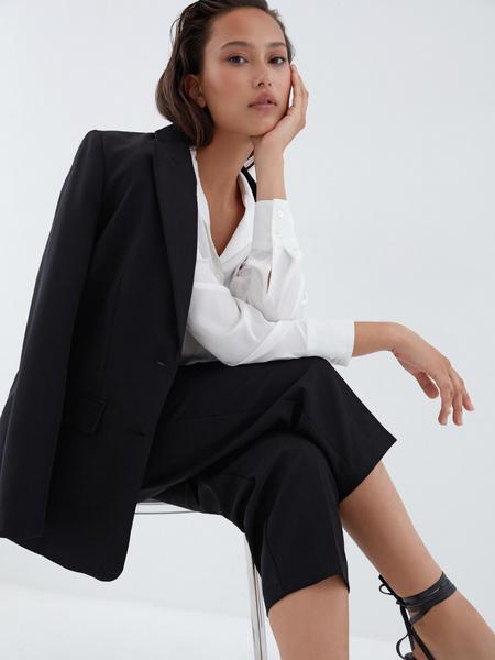 Блузка с длинным рукавом - фото 9