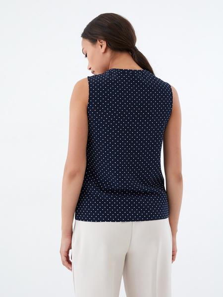 Блузка без рукава - фото 5