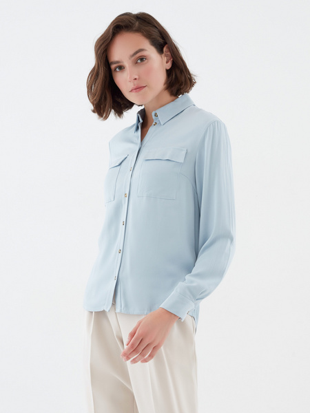 Блузка из 100% вискозы - фото 4