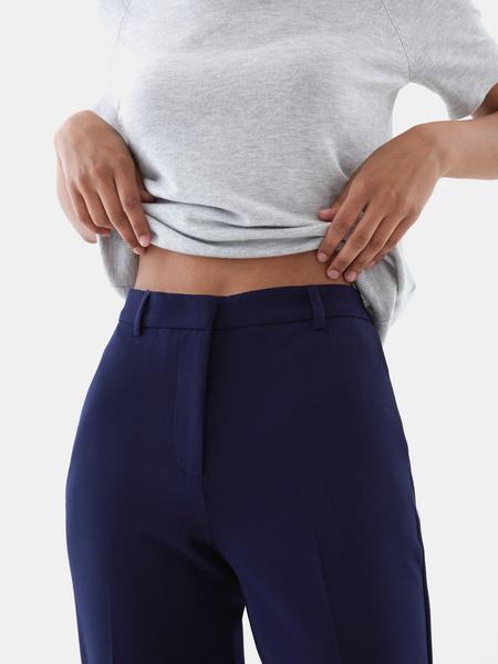 Зауженные брюки - фото 4
