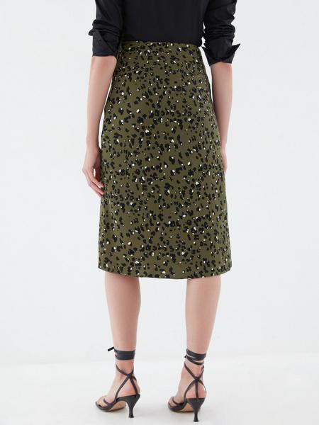 Струящаяся юбка - фото 4