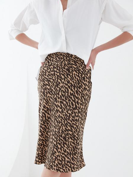 Струящаяся юбка - фото 3