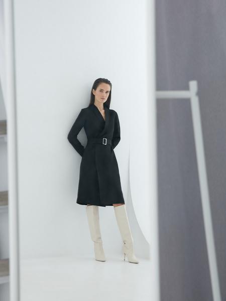 Платье на поясе - фото 6