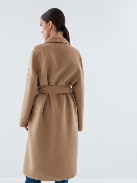 Пальто с шерстью - фото 5