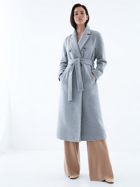 Удлиненное пальто - фото 1