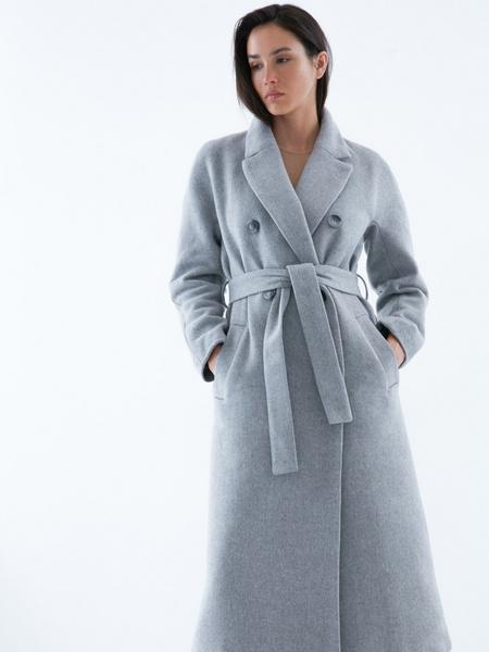 Удлиненное пальто - фото 3