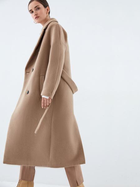 Удлиненное пальто - фото 4