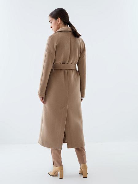 Удлиненное пальто - фото 6