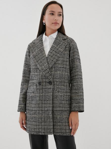 Укороченное пальто - фото 1