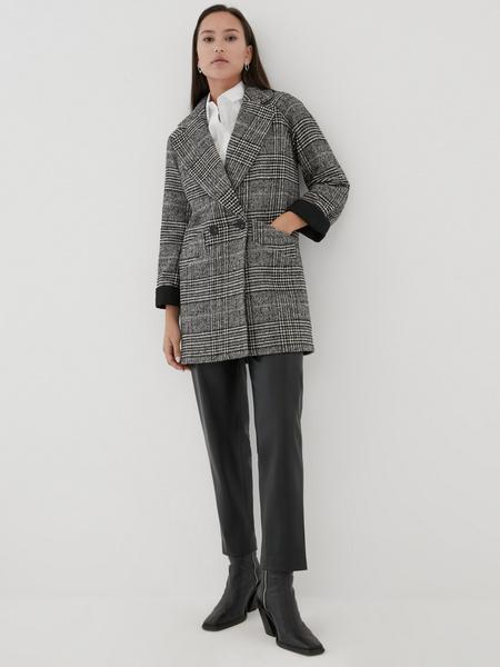 Укороченное пальто - фото 2