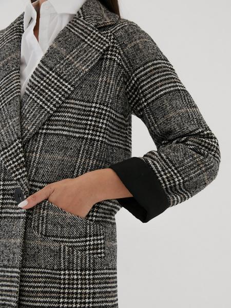 Укороченное пальто - фото 3