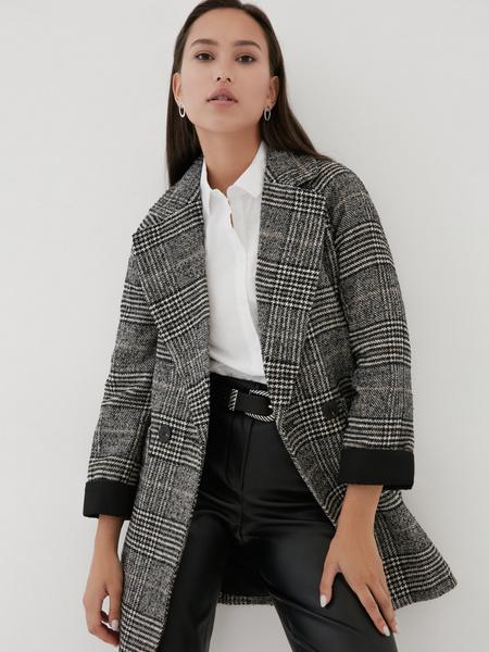 Укороченное пальто - фото 4