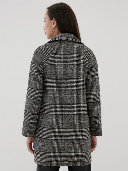 Укороченное пальто - фото 5