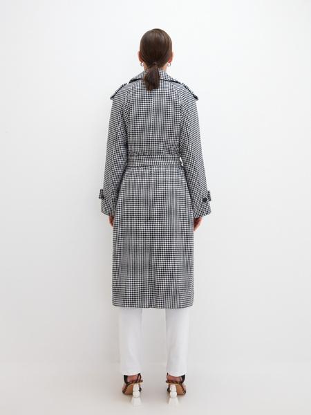 Пальто с шерстью - фото 9