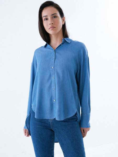 Блузка из 100% тенсела - фото 1