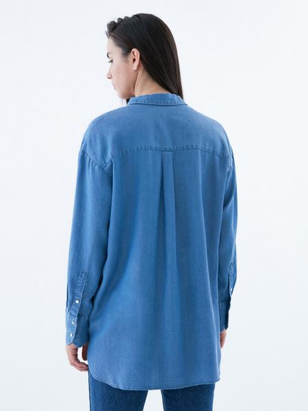 Блузка из 100% тенсела - фото 5