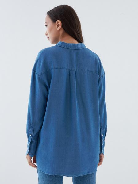Блузка из 100% тенсела - фото 4