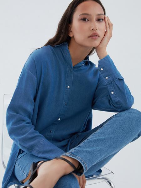 Блузка из 100% тенсела - фото 6