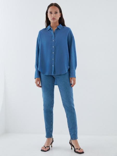 Блузка из 100% тенсела - фото 7