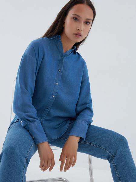 Блузка из 100% тенсела - фото 8