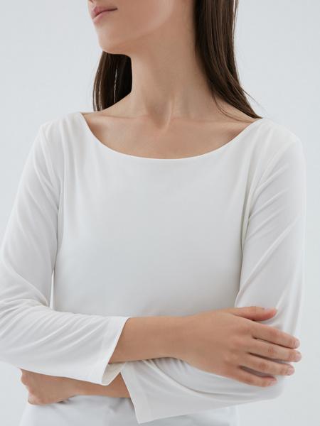 Блузка с рукавом 3/4 - фото 2