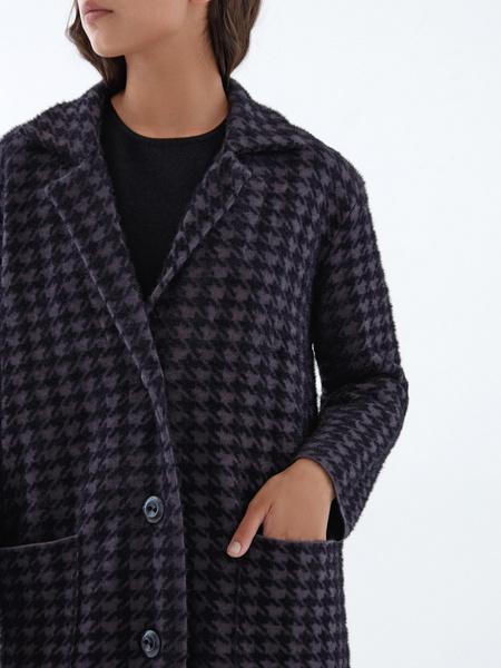 Пальто с карманами - фото 4