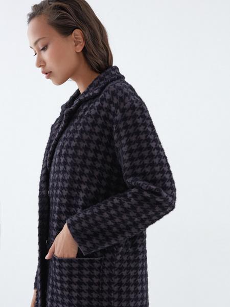 Пальто с карманами - фото 5