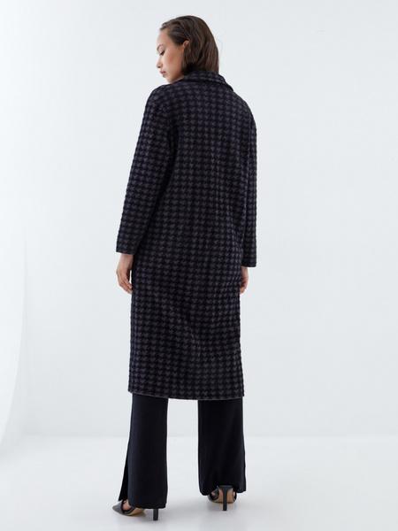 Пальто с карманами - фото 9