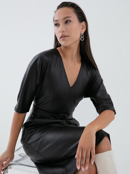 Платье на поясе - фото 2
