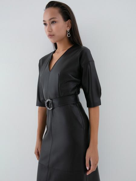 Платье на поясе - фото 3