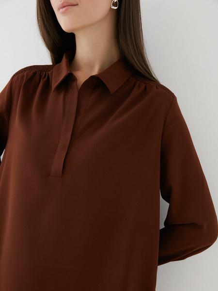 Блузка на пуговицах - фото 3