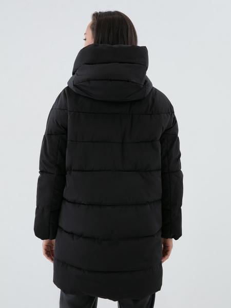 Стеганая куртка оверсайз - фото 5