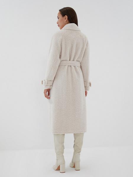 Двубортное пальто - фото 9