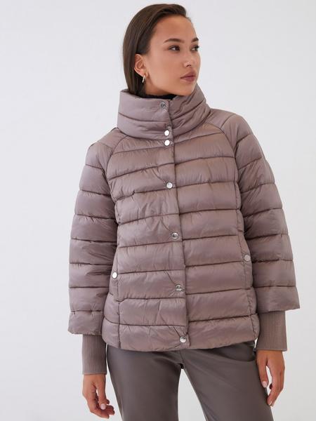 Куртка с манжетами - фото 6