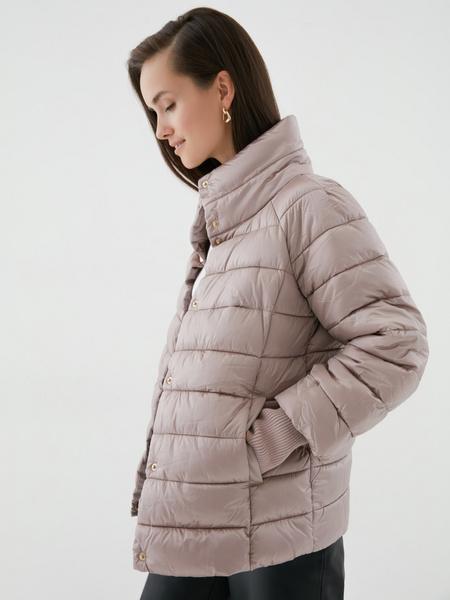 Куртка с манжетами - фото 4