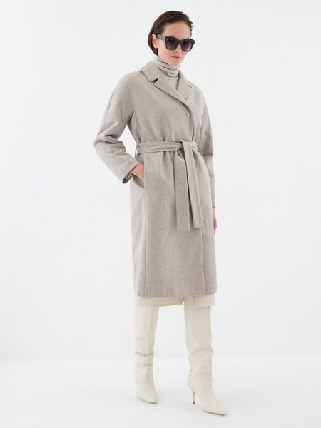 Шерстяное пальто - фото 2