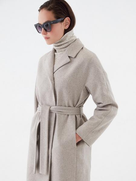Шерстяное пальто - фото 3