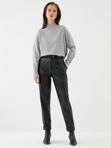 Удлиненный свитер - фото 6