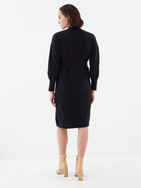 Платье-кардиган - фото 6
